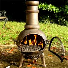 Firewood Cooking: Chimineas