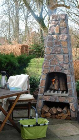 Firewood Cooking: Winter and Summer
